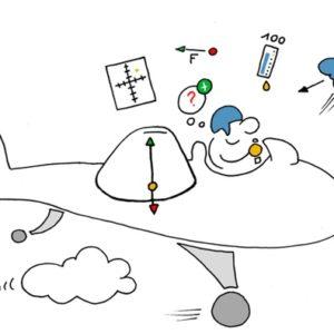 Was du als Nachwuchsathlet von Piloten lernen kannst